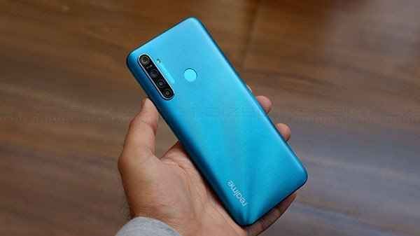 Realme 6i Images Spotted On FCC Certification Site