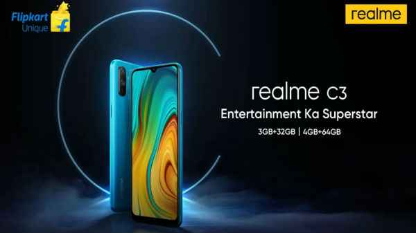 Realme C3 Confirmed To Come Pre-Installed With Realme UI: Report