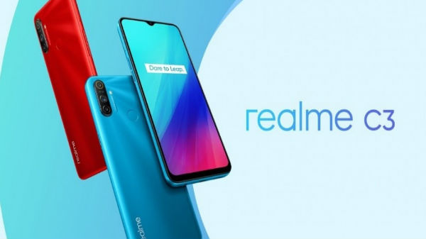 Realme C3 With 12MP Triple-Rear Camera Goes Official