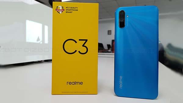 Realme C3 To Be Available Via Open Sale Till February 21 On Flipkart