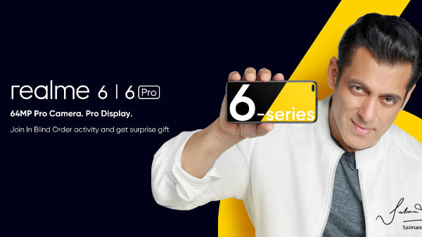 Realme 6 Pro With 8GB RAM, Android 10 Spotted On Geekbench Listing