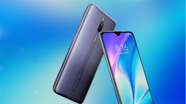 Redmi 8A Dual With 5000mAh Battery Launched In India