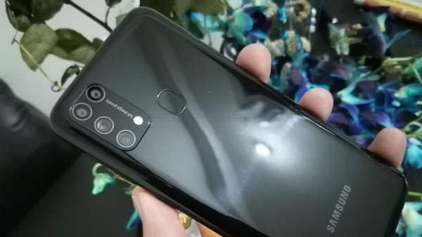 Samsung Galaxy M31 The Good The Bad And The X Factor Gizbot Reviews