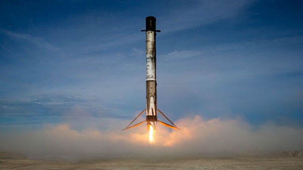 SpaceX Falcon 9 Completes Test For Next Starlink Satellite Fleet