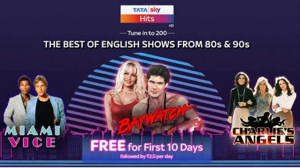Tata Sky Hits To Take You Down The Memory Lane With 80s TV
