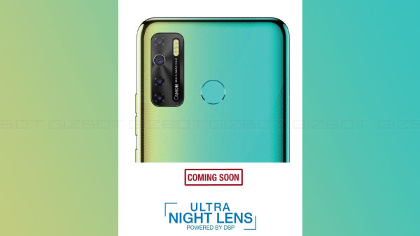 Tecno To Launch Two New Smartphones With 48MP Camera In February