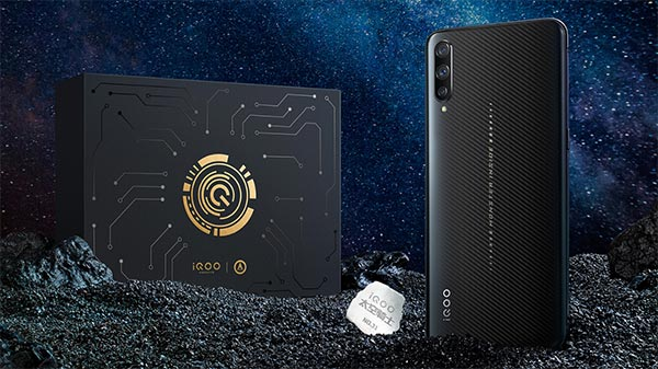 iQOO 3 Gaming Smartphone Tipped To Arrive Within Rs. 45,000