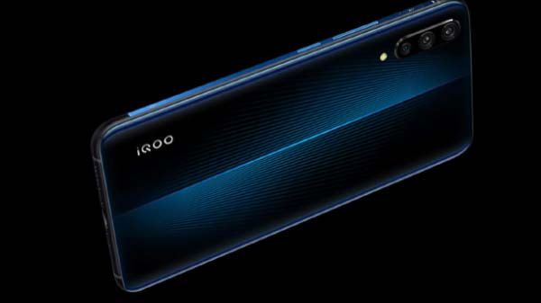 iQOO Upcoming Smartphone Tipped To Launch Under Rs. 40,000 Price Point