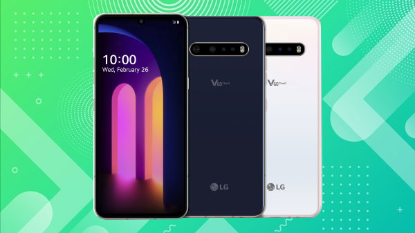 LG V60 ThinQ 5G With Upgraded Dual-Screen Launched: Price And Specs