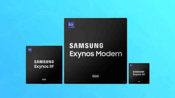 Samsung Will Make New 5G Chips Based On Advanced Technology