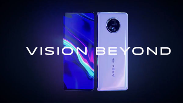 Vivo APEX 2020 Goes Official With Borderless Design, In-Display Camera, And Optical Zoom