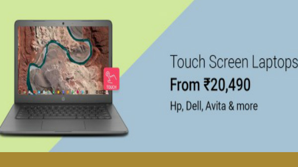 Flipkart Discount Offers On Best Laptops With Touch Screen To Buy In India Gizbot News
