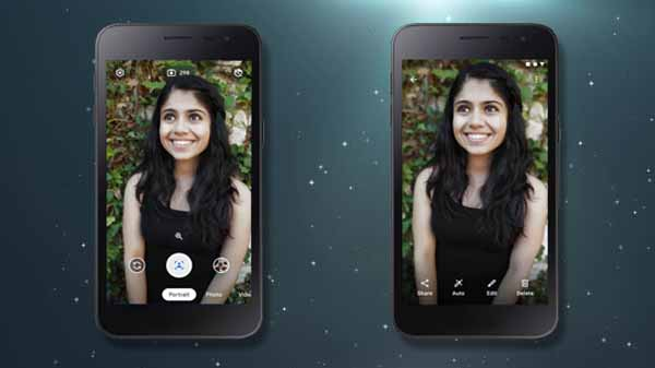 Google Camera Go App Launched For Android Go Devices