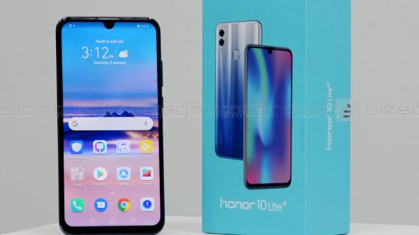 Honor 10 Lite Gets VoWiFi Support Via New EMUI Update