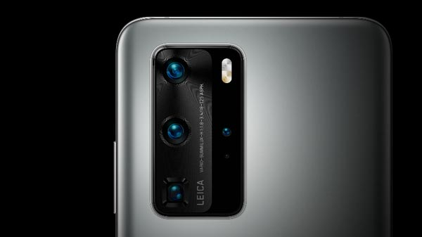 Huawei P40 Series launched With Up To Penta Cameras, 512GB ROM