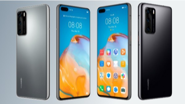 Huawei P40 Series Press Renders Hit The Web Showing Possible Design