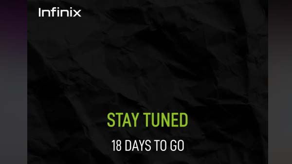 Infinix Teases Upcoming Hot Series Smartphone With April 7 Launch