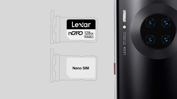 Lexar Launches Three New Nano Memory Cards For Huawei Smartphones