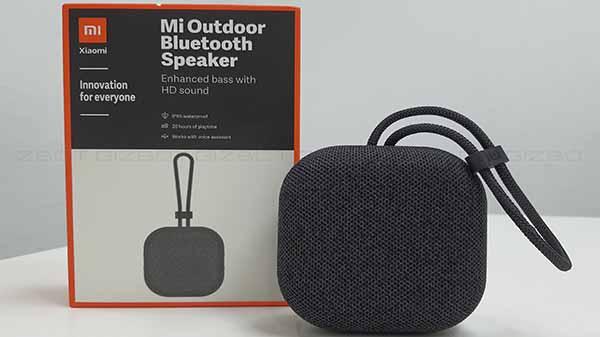Xiaomi Mi Outdoor Bluetooth Speaker Review