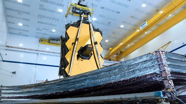 NASA James Webb Space Telescope Project Put On Hold