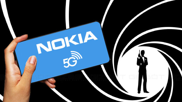 Nokia 5G Smartphone To Feature In Upcoming James Bond Movie