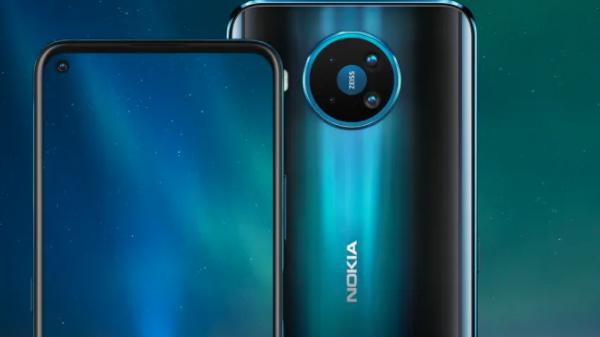 Nokia 8.3 5G With 64MP Quad Camera Goes Live