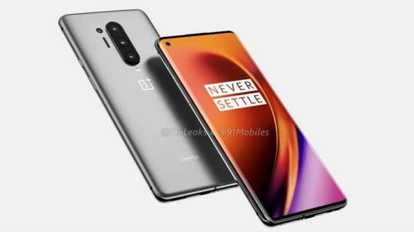 OnePlus 8 Pro Live Images Surfaced On Web With Punch-Hole Camera