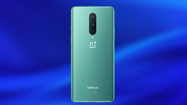OnePlus 8 With New Colors, Punch-Hole Camera Surfaces In Leaked Render