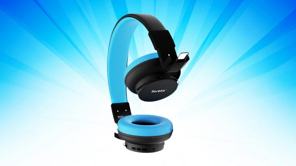 Toreto Launches Blast Wireless Headphone With 9 Hour Battery Life