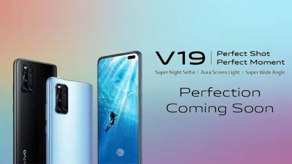 Vivo V19 With Dual Punch-Hole India Launch Teased Officially