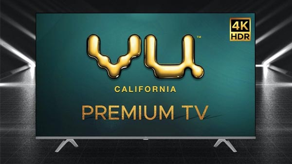 Vu Televisions Launches Premium 4K Android TV