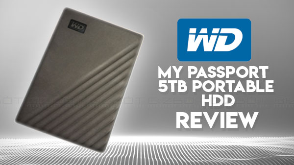 WD My Passport 5TB Portable Hard Drive Review: Brilliant Performance