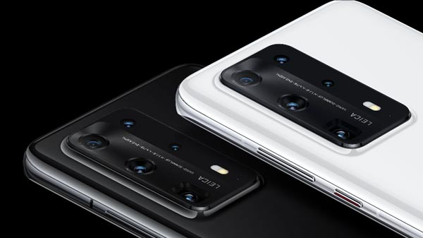 Huawei P40 Series launched With Up To Penta Cameras, 512GB ROM: Price And Specs