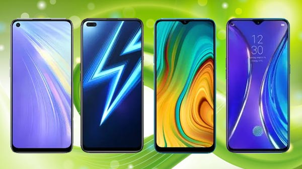 List Of Realme Smartphones Running Android 10 To Buy In India