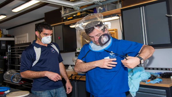 Coronavirus Pandemic: NASA Engineers Provide Relief With Oxygen Hood