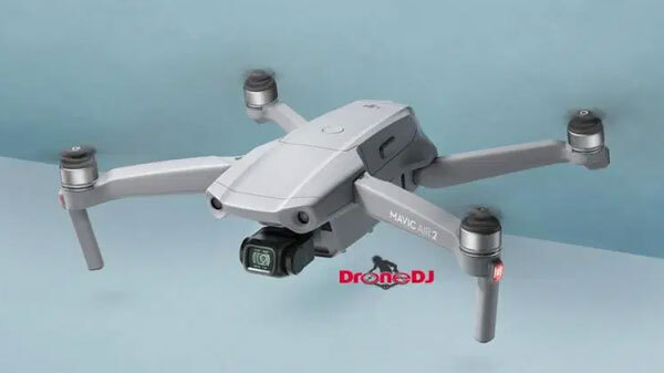 DJI Mavic Air 2 Price And Design Leaked Ahead Of April 27 Launch