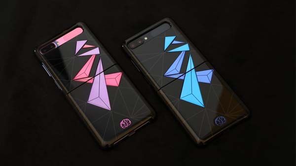 Samsung Galaxy Z Flip Special Edition With New Geometric Design Launch