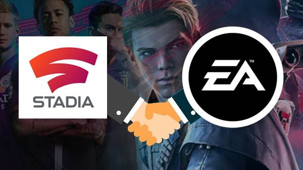 Google Partners With EA To Bring FIFA 20, Star Wars Jedi: Fallen Order