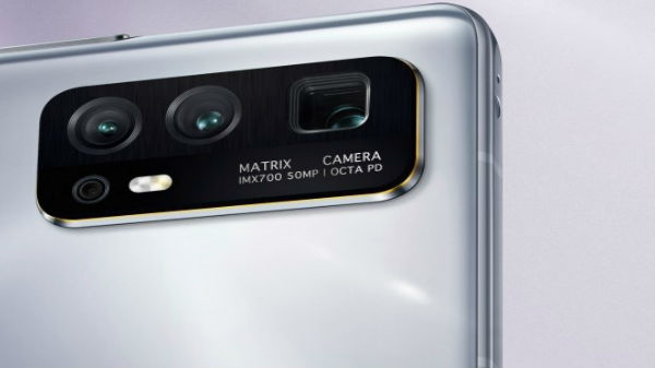 Honor 30 Leaked Renders Tips 50MP Sony IMX700 Primary Camera