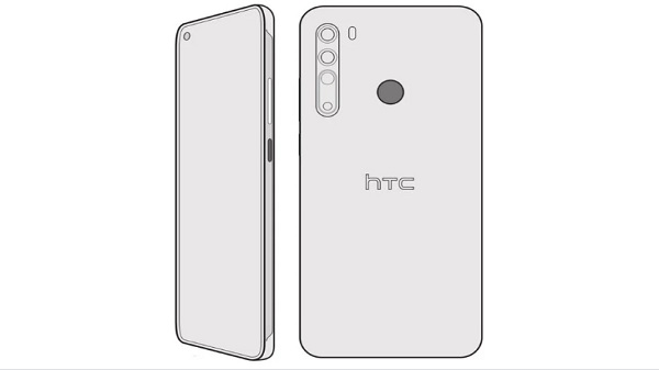 HTC Desire 20 Pro Design Leaks Show Camera Setup And Display