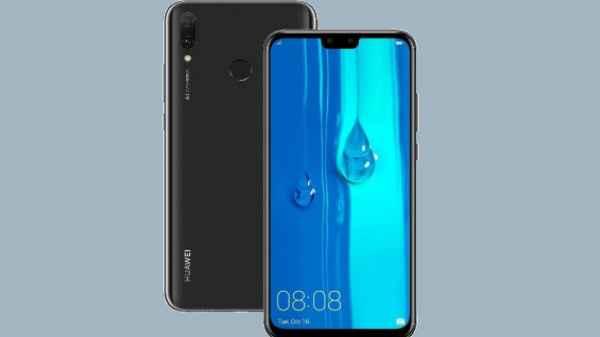 Huawei Y8s Leaked Renders Suggest Budget Device Under Development