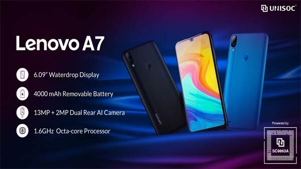 Lenovo A7 With Dual Camera, 4,000mAh Battery Goes Live: Price & Specs