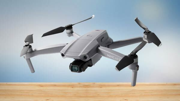 DJI Mavic Air 2 With Improved Camera, Flight Time Launched: Price