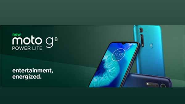 Motorola G8 Power Lite Powered By MediaTek Helio P35 SoC Announced