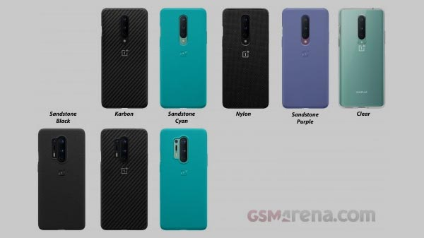 OnePlus 8 Series To Offer Sandstone Cases With New Colors