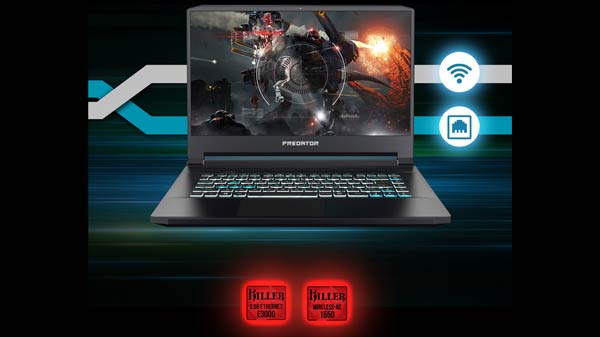 Acer launches Predator Triton 500 Gaming Laptop With 300Hz Display