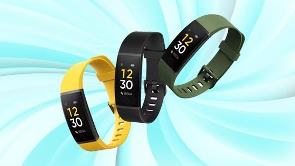 Realme Band Getting New Features With Latest Update