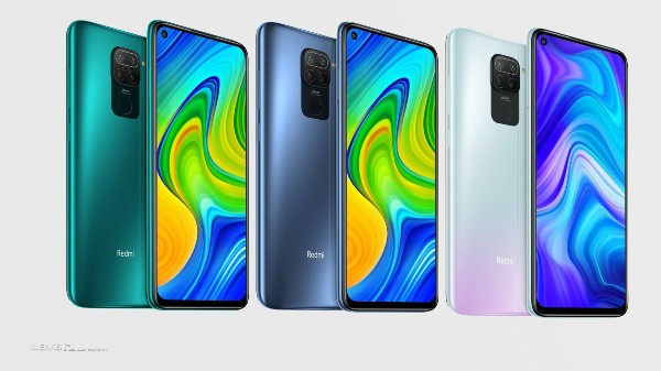 Redmi Note 9 Press Renders, Specifications Out Ahead Of Launch