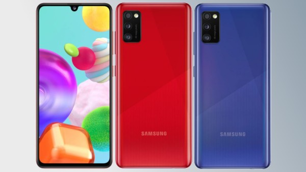 Samsung Galaxy A41 Launched For Global Markets, Sale Debuts In May
