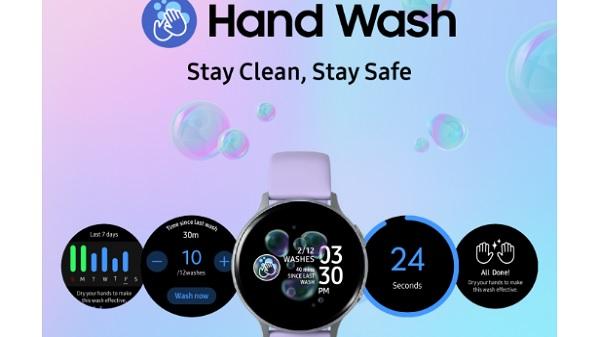 Samsung Develops Hand Wash App To Prompt Users To Maintain Hygiene